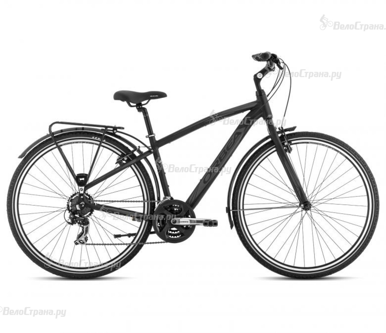 Велосипед Orbea Comfort 28 30 Equiped (2014) comfort 30