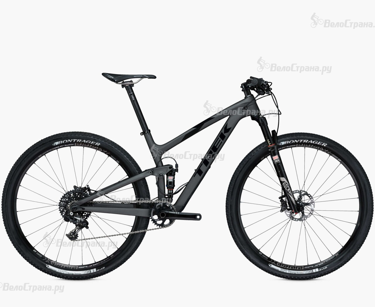 Велосипед Trek Top Fuel 9.8 SL 27,5 (2016)