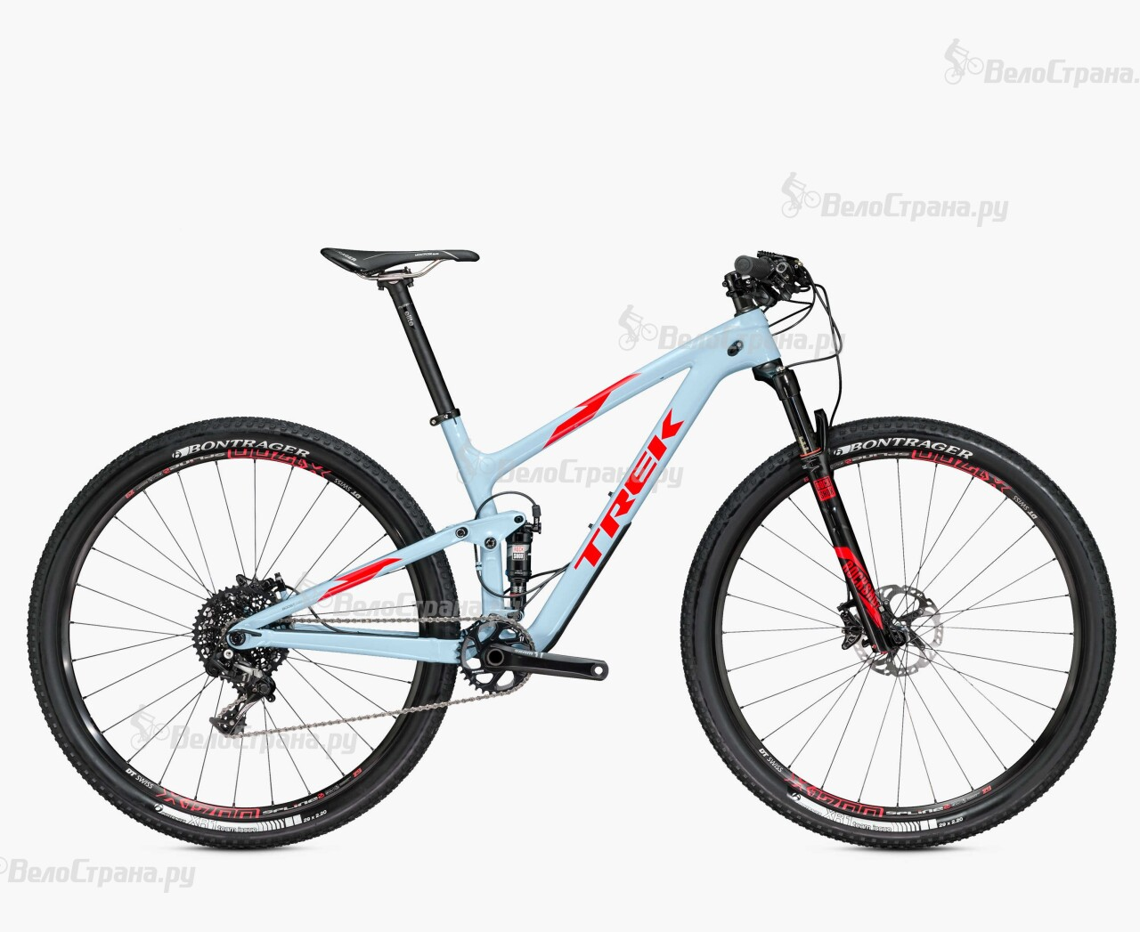 Велосипед Trek Top Fuel 9.8 SL 29 (2016) велосипед trek fuel ex 9 29 2017