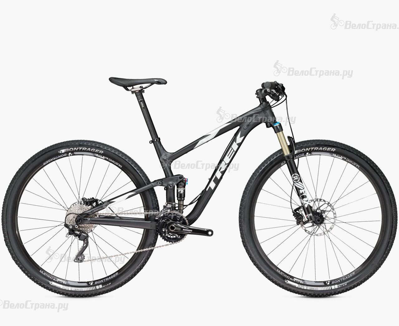 Велосипед Trek Top Fuel 8 27,5 (2016) велосипед trek fuel ex 9 29 2017