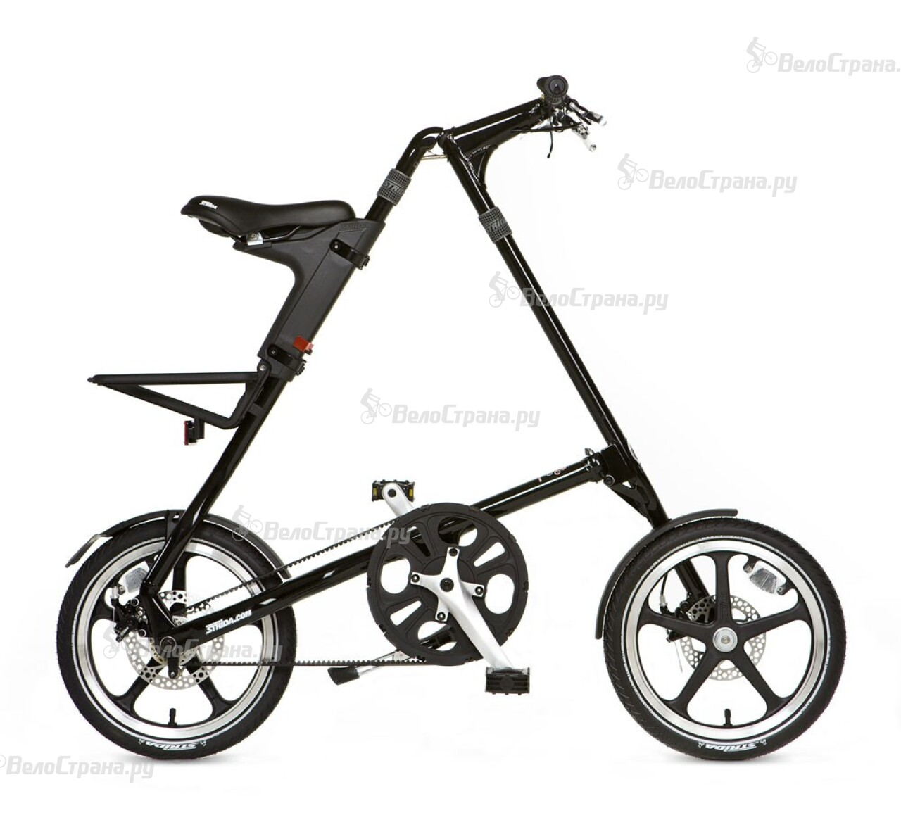 Велосипед Strida LT (2013)