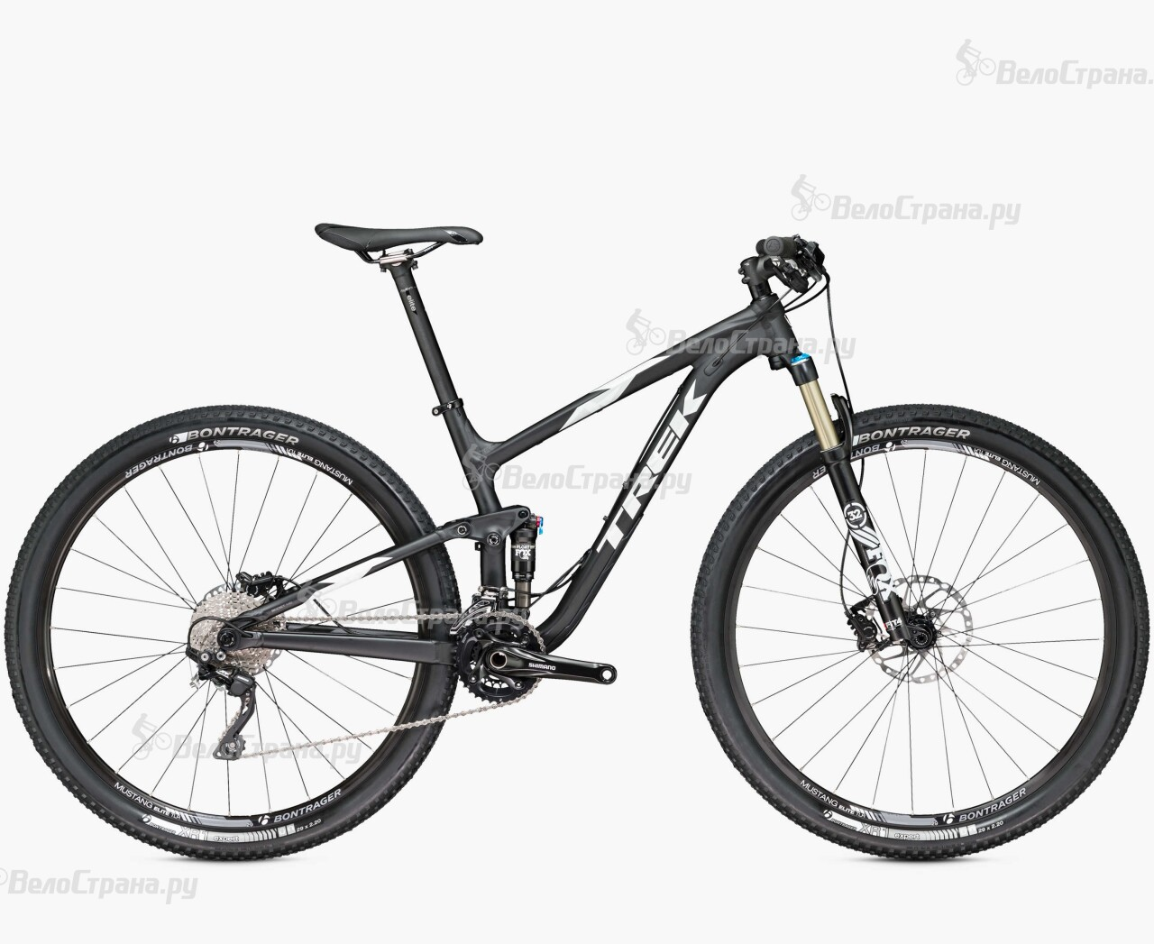Велосипед Trek Top Fuel 8 29 (2016)