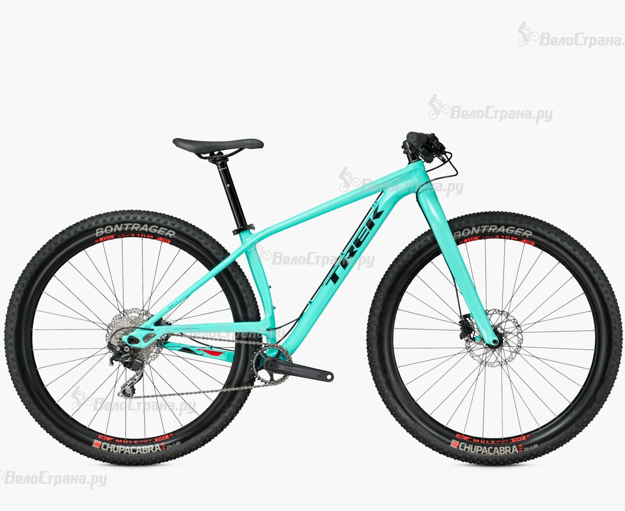 Велосипед Trek Stache 5 29+ (2016) велосипед trek stache 7 2017