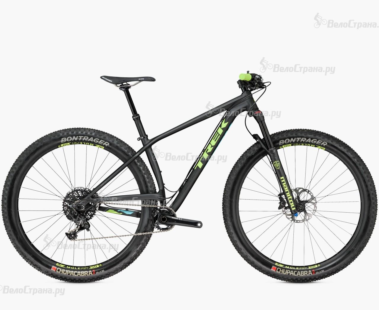 Велосипед Trek Stache 9 29+ (2016) велосипед trek stache 7 2017