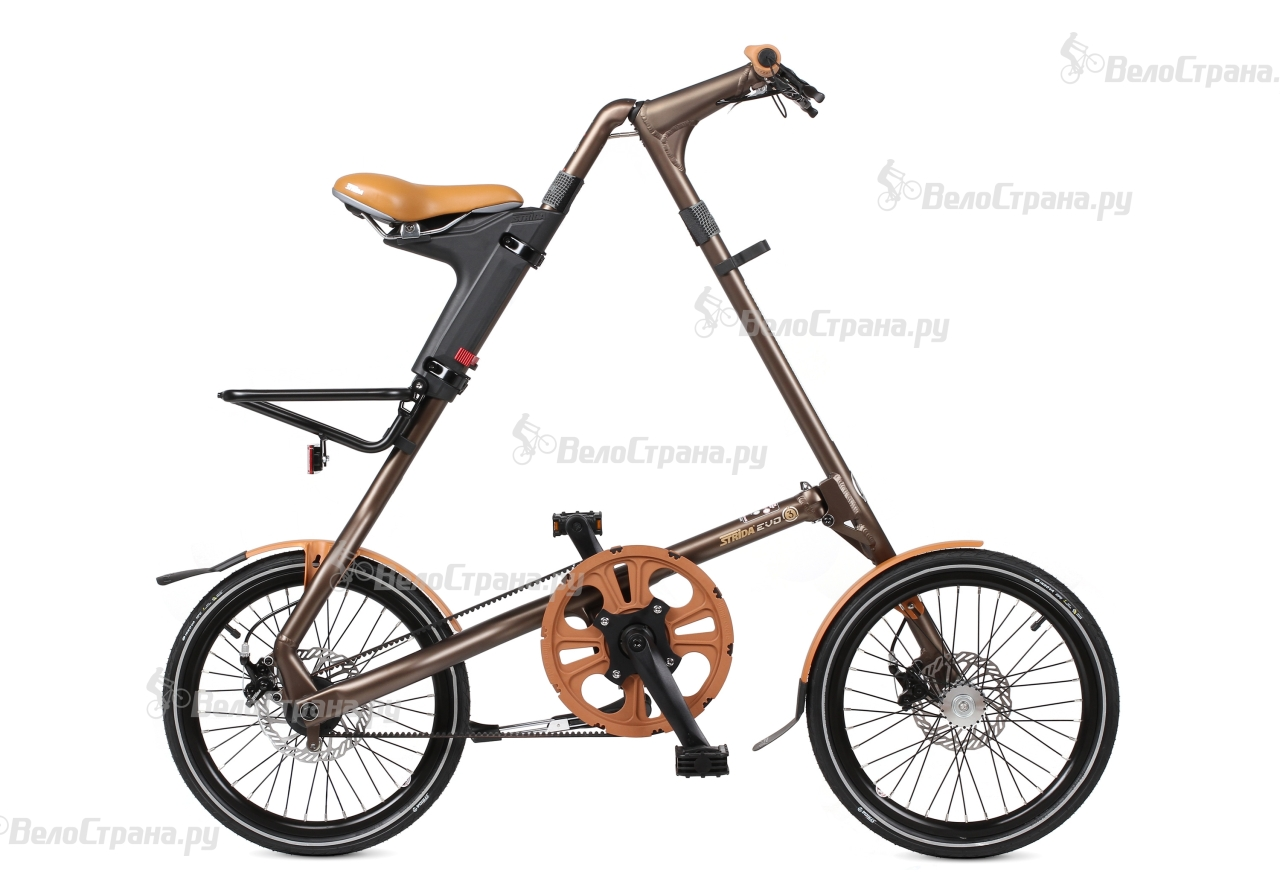 Велосипед Strida Evo (2015)