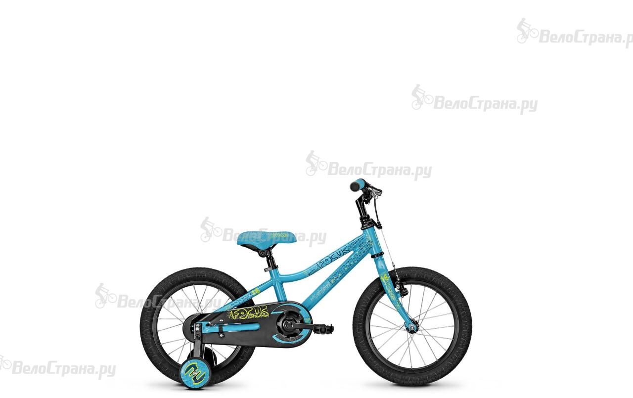 Велосипед Focus RAVEN ROOKIE 16 (2014) все цены