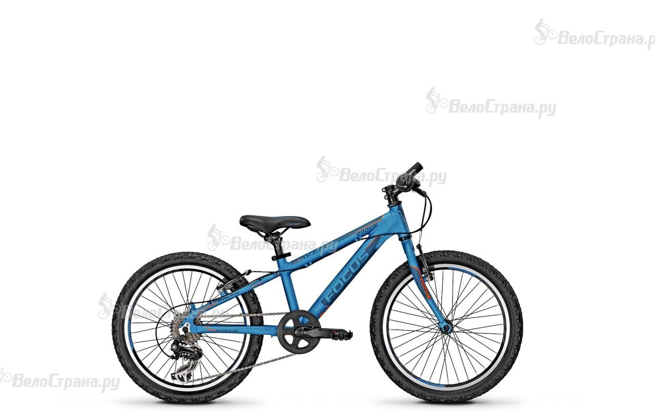Велосипед Focus RAVEN ROOKIE 20R (2014) велосипед focus raven 27r 1 0 2014