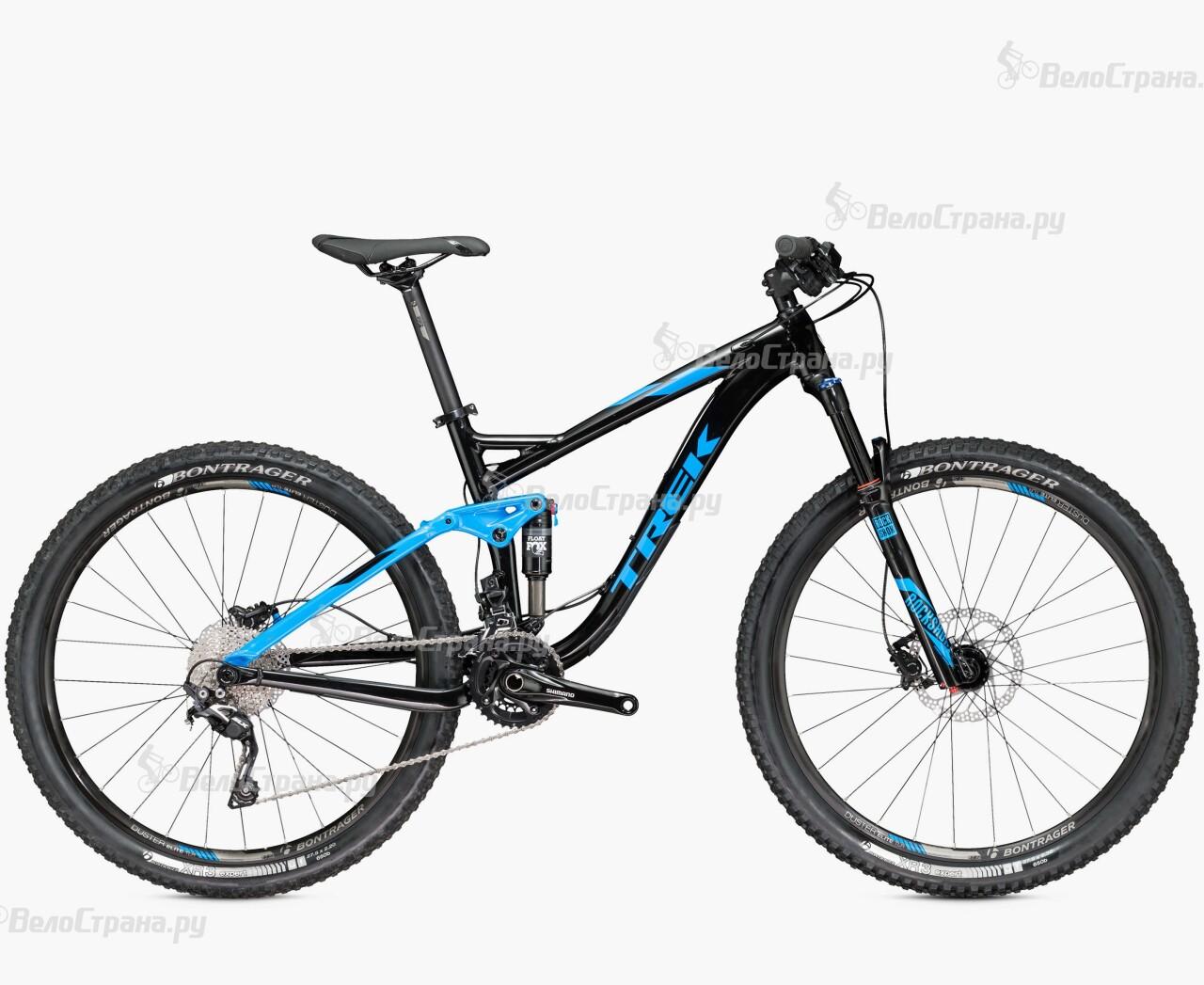 Велосипед Trek Fuel EX 7 27.5 (2016) trek fuel ex 9 27 5