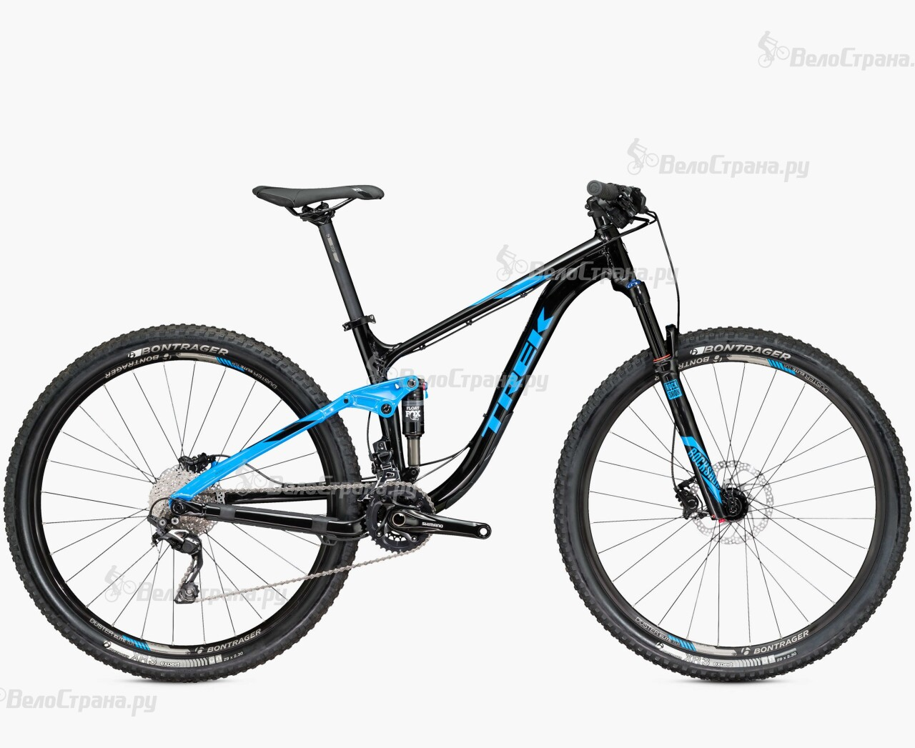 Велосипед Trek Fuel EX 7 29 (2016)