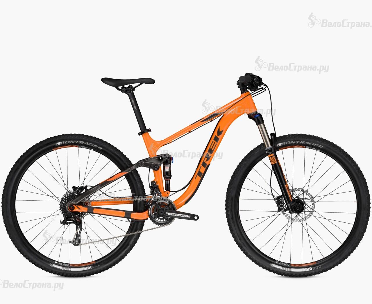 Велосипед Trek Fuel EX 5 29 (2016) велосипед trek fuel ex 9 29 2017