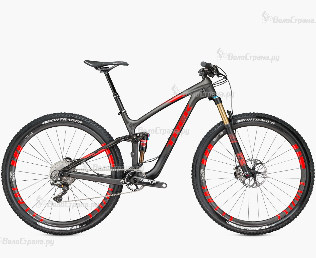 Велосипед Trek Fuel EX 9.9 29 (2016) велосипед trek fuel ex 9 29 2017