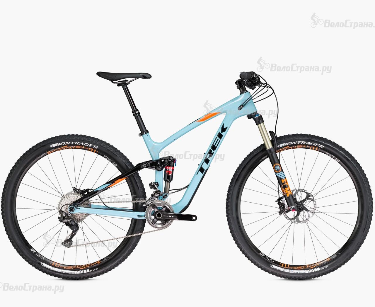 Велосипед Trek Fuel EX 9.8 29 (2016) велосипед trek fuel ex 9 29 2017