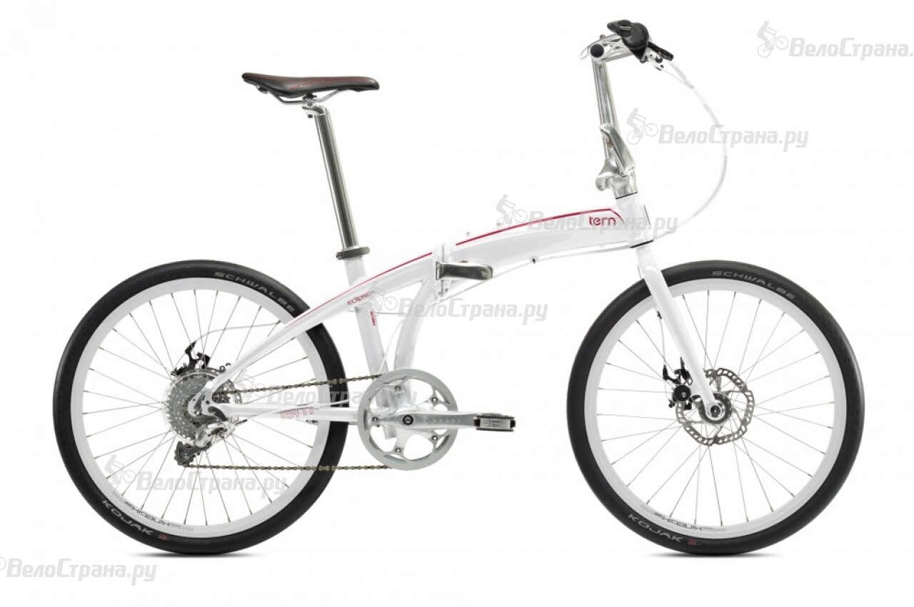 Велосипед Tern Eclipse P9 (2015) велосипед tern node d16 2015