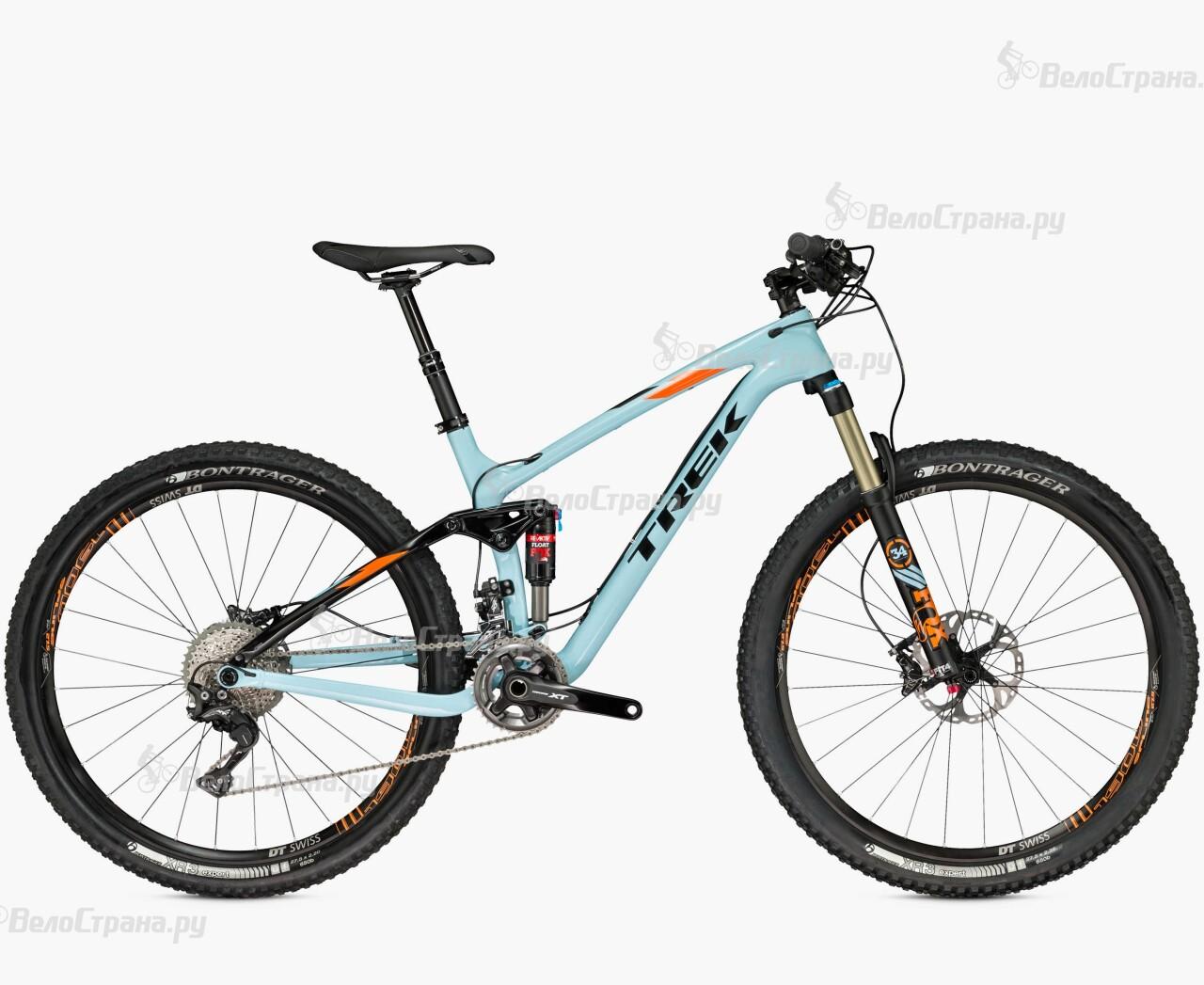 Велосипед Trek Fuel EX 9.8 27.5 (2016) велосипед trek fuel ex 9 29 2017