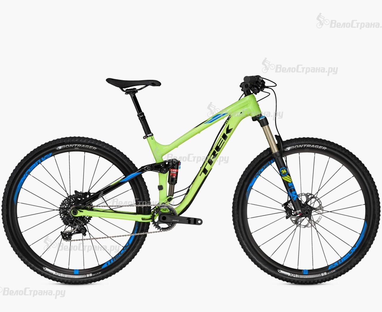 Велосипед Trek Fuel EX 9 29 (2016) велосипед trek fuel ex 9 29 2017
