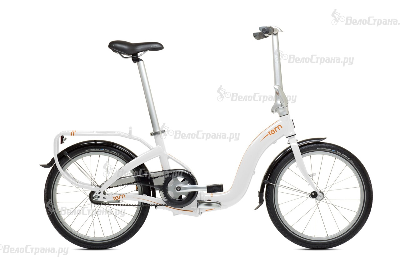 Велосипед Tern Swoop Duo (2014) велосипед tern node d16 2015