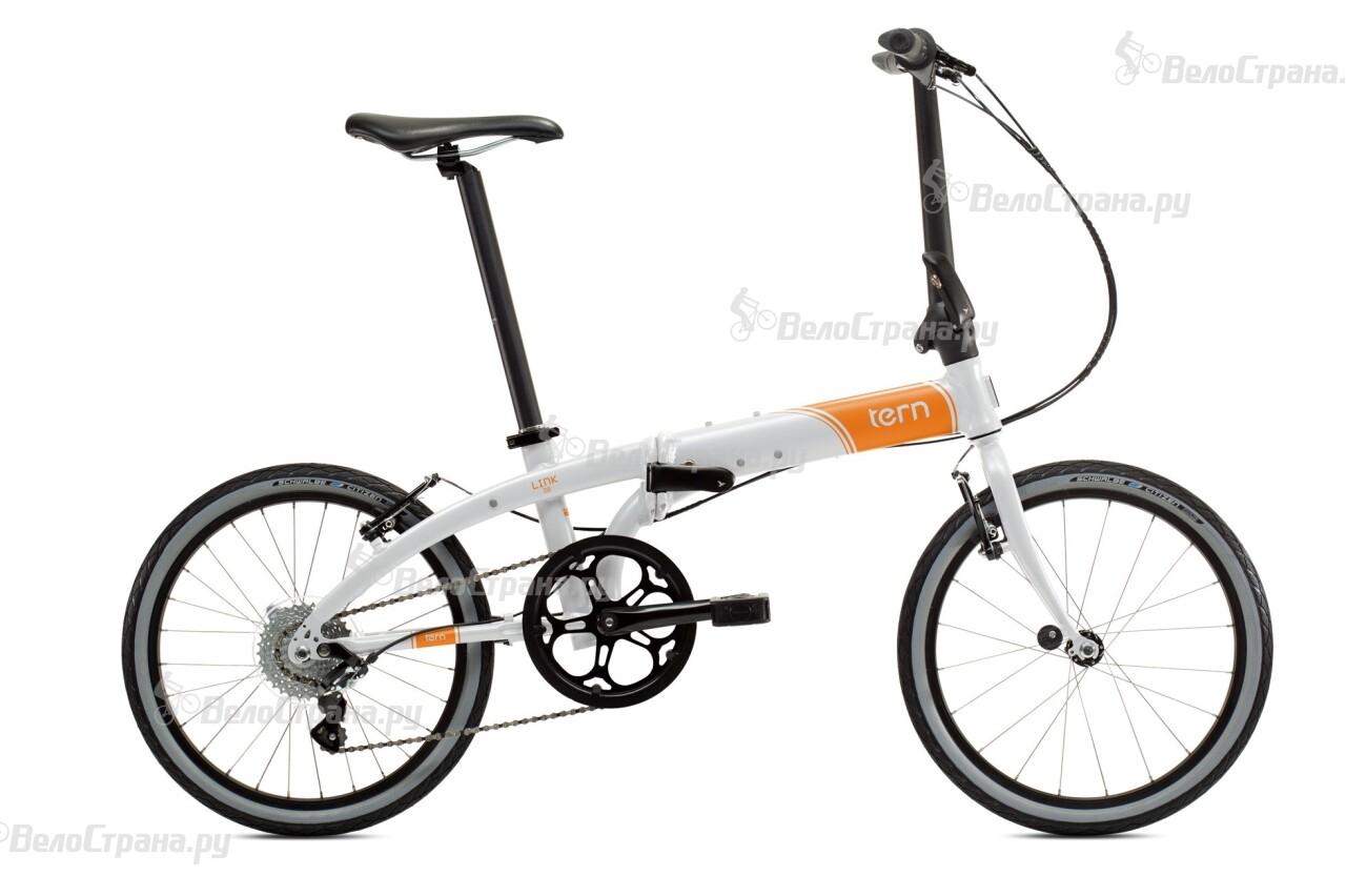 Велосипед Tern Link D8 (2014) велосипед tern link uno 2014