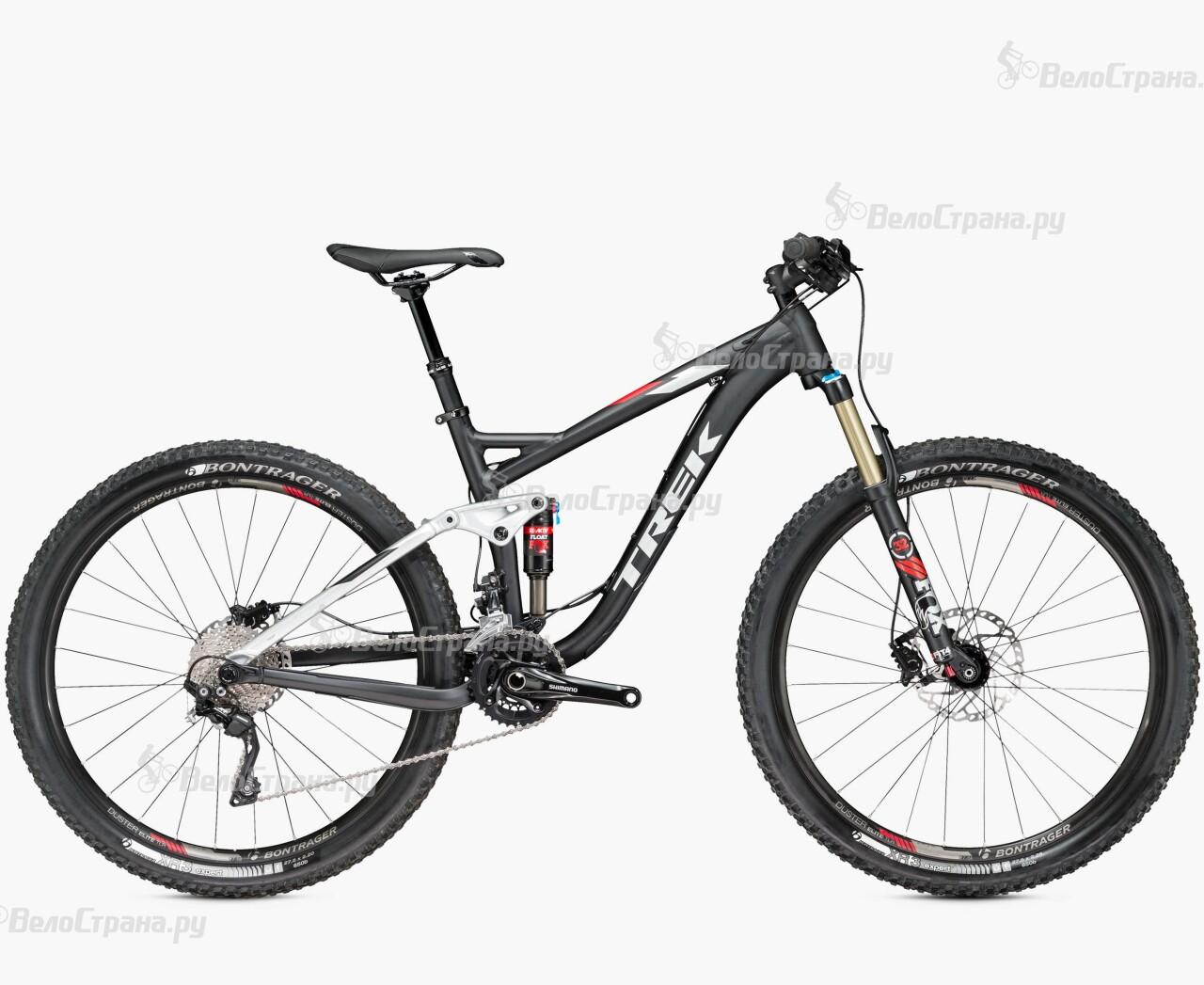 Велосипед Trek Fuel EX 8 27.5 (2016) trek fuel ex 9 27 5