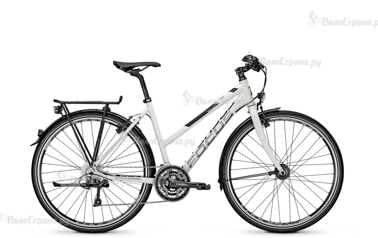 Велосипед Focus WASGO TR 2.0 Women (2014) велосипед focus planet 3 0 2014