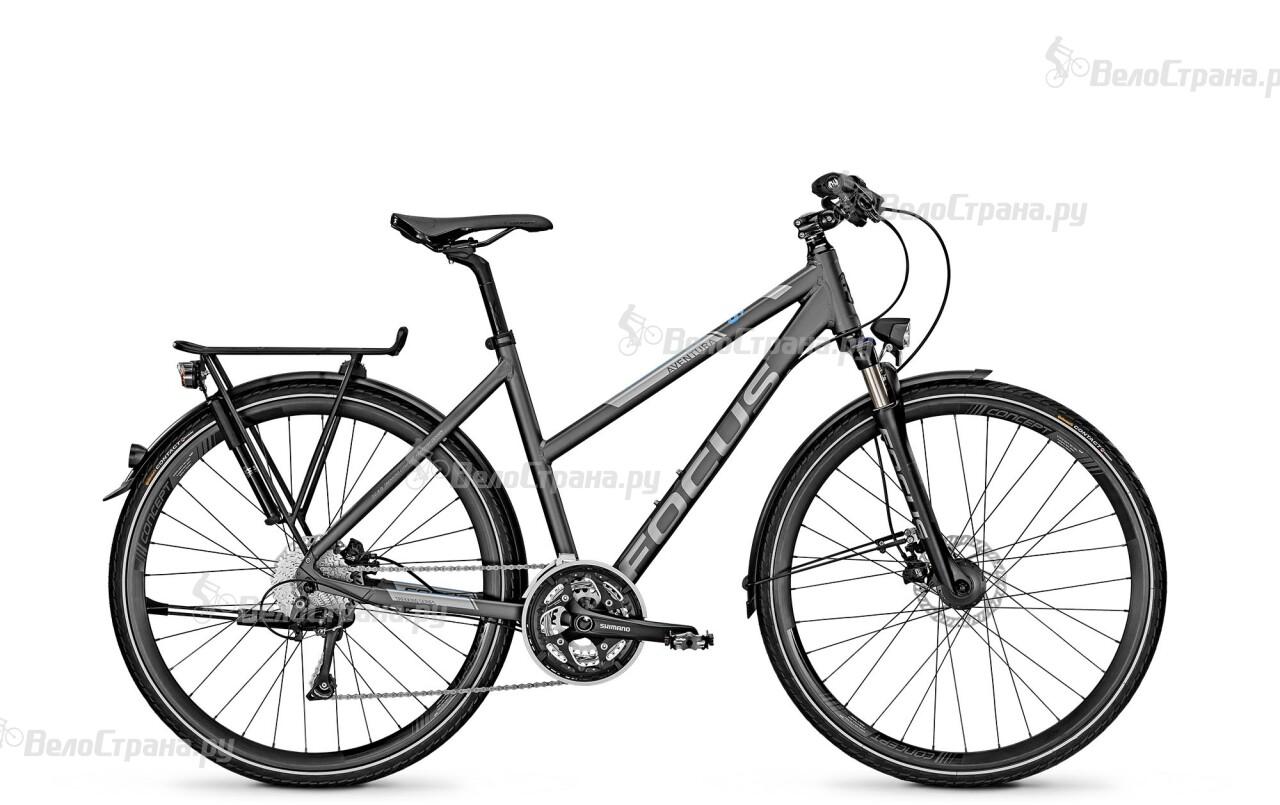 Велосипед Focus Aventura TS 2.0 Women (2014) велосипед focus cayo evo 1 0 2014