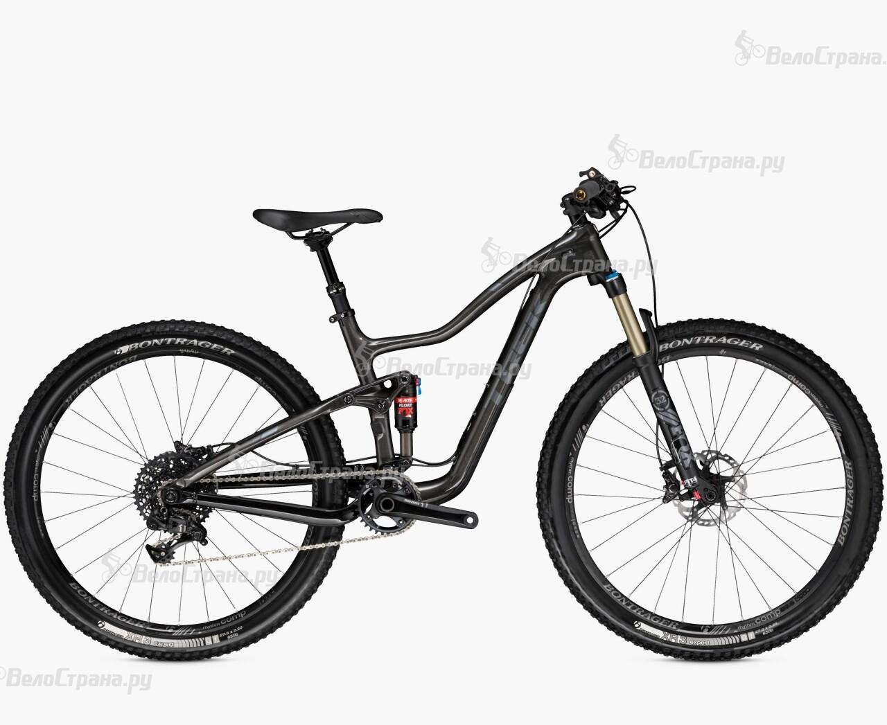 Велосипед Trek Lush Carbon 27.5 Women's (2016) рюкзак caribee trek цвет черный 32 л