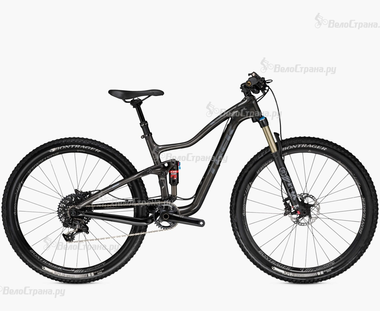 Велосипед Trek Lush Carbon 27.5 Women's (2016) велосипед trek lush s 27 5 2015