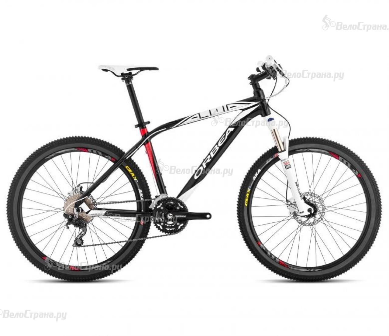 Велосипед Orbea Alma H70 (2014) rockshox domain dual crown 2014