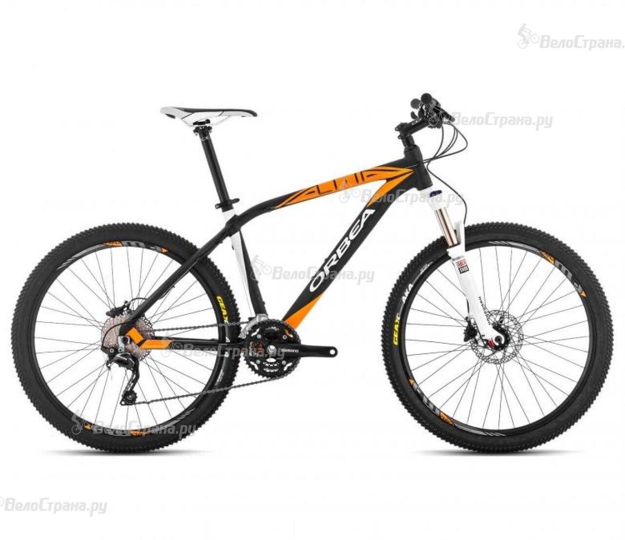 Велосипед Orbea Alma H60 (2014) rockshox domain dual crown 2014