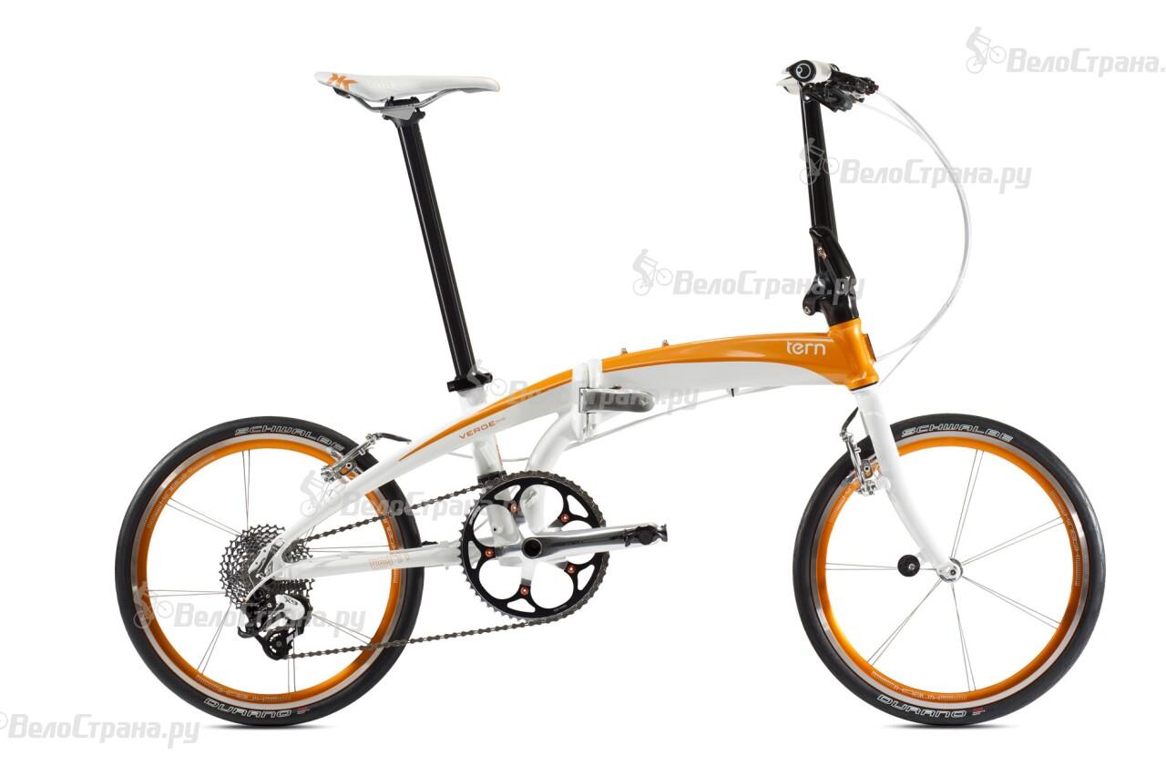 Велосипед Tern Verge X10 (2014)