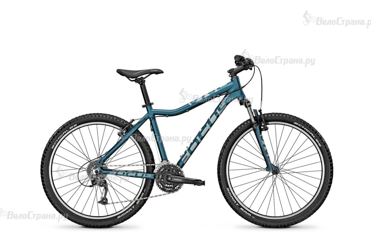 Велосипед Focus DONNA 5.0 (2014) велосипед focus planet 3 0 2014