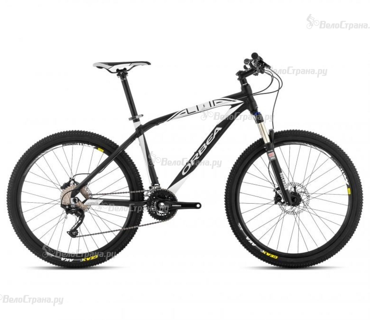 Велосипед Orbea Alma H50 (2014) rockshox domain dual crown 2014