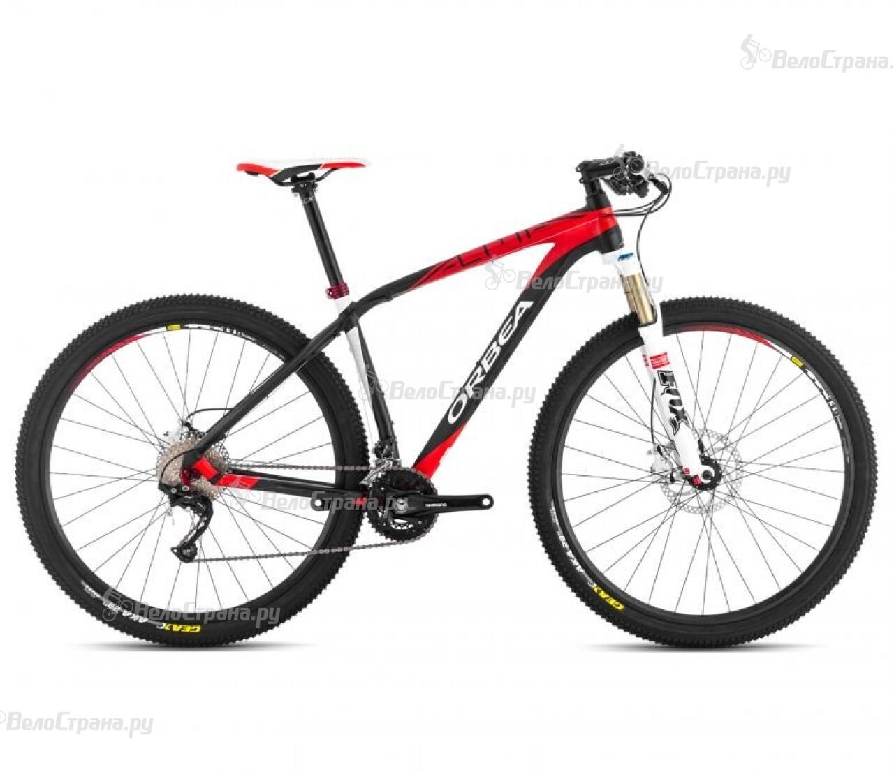 Велосипед Orbea Alma 29 H30 (2014) настенно потолочный светильник сонекс 221 sok06 104 alabastro