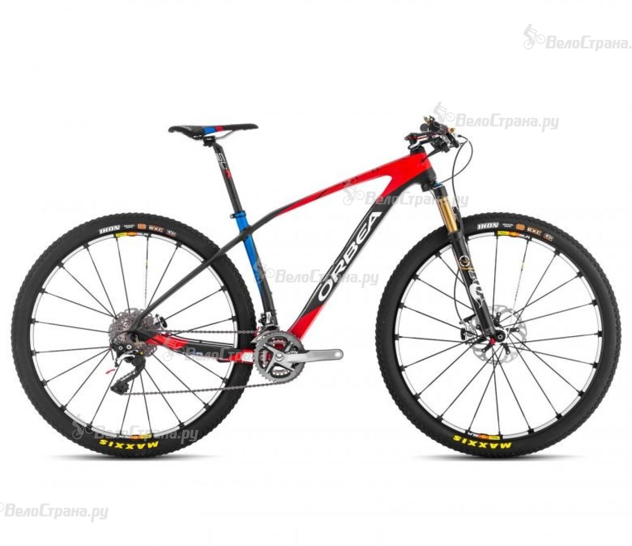 Велосипед Orbea Alma M-Team (2014) велосипед orbea alma m team 2014