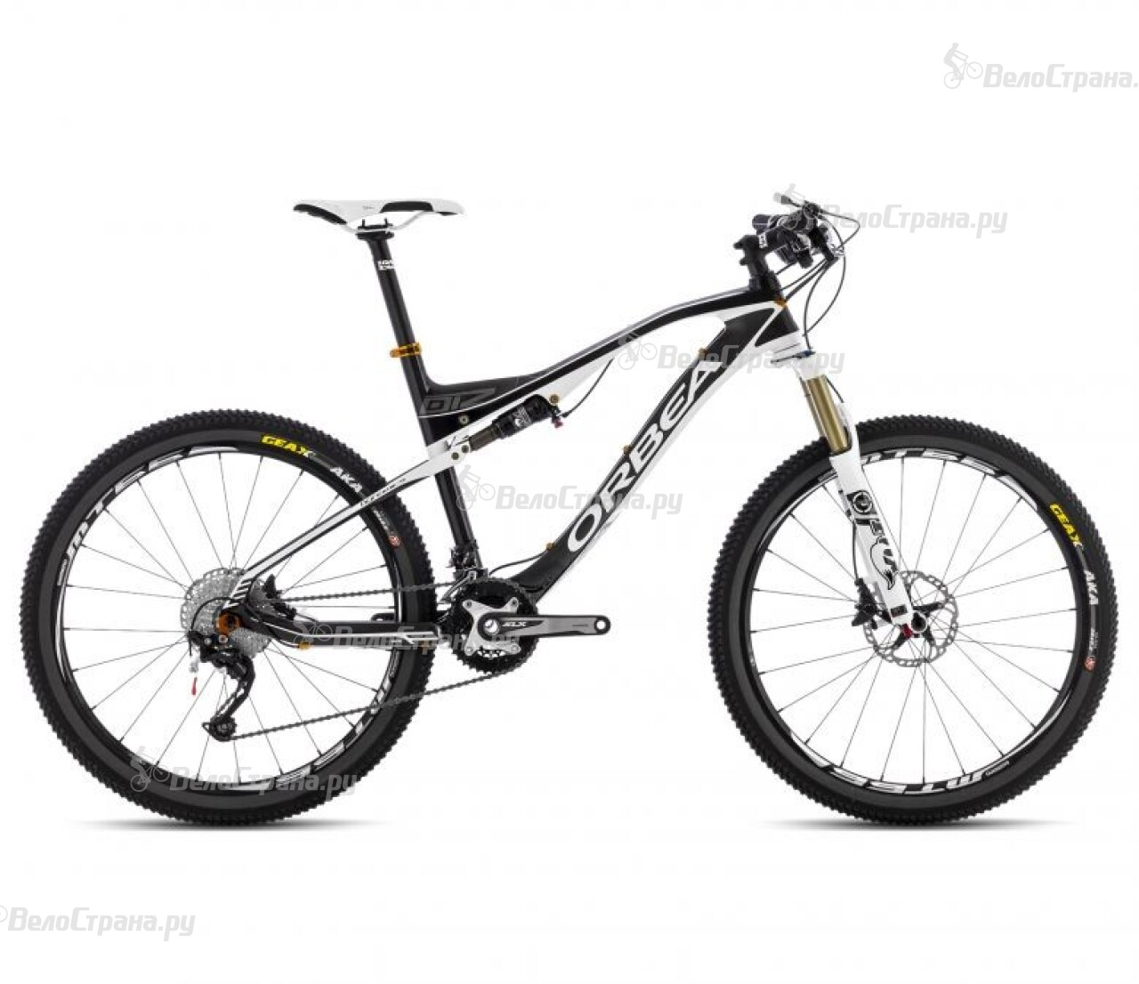 Велосипед Orbea Oiz M30 (2014)
