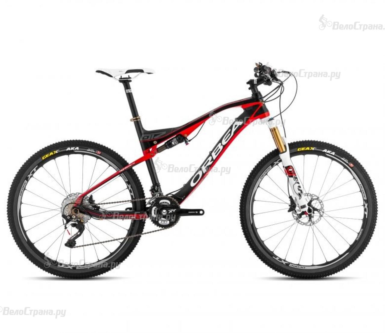 Велосипед Orbea Oiz M20 (2014)