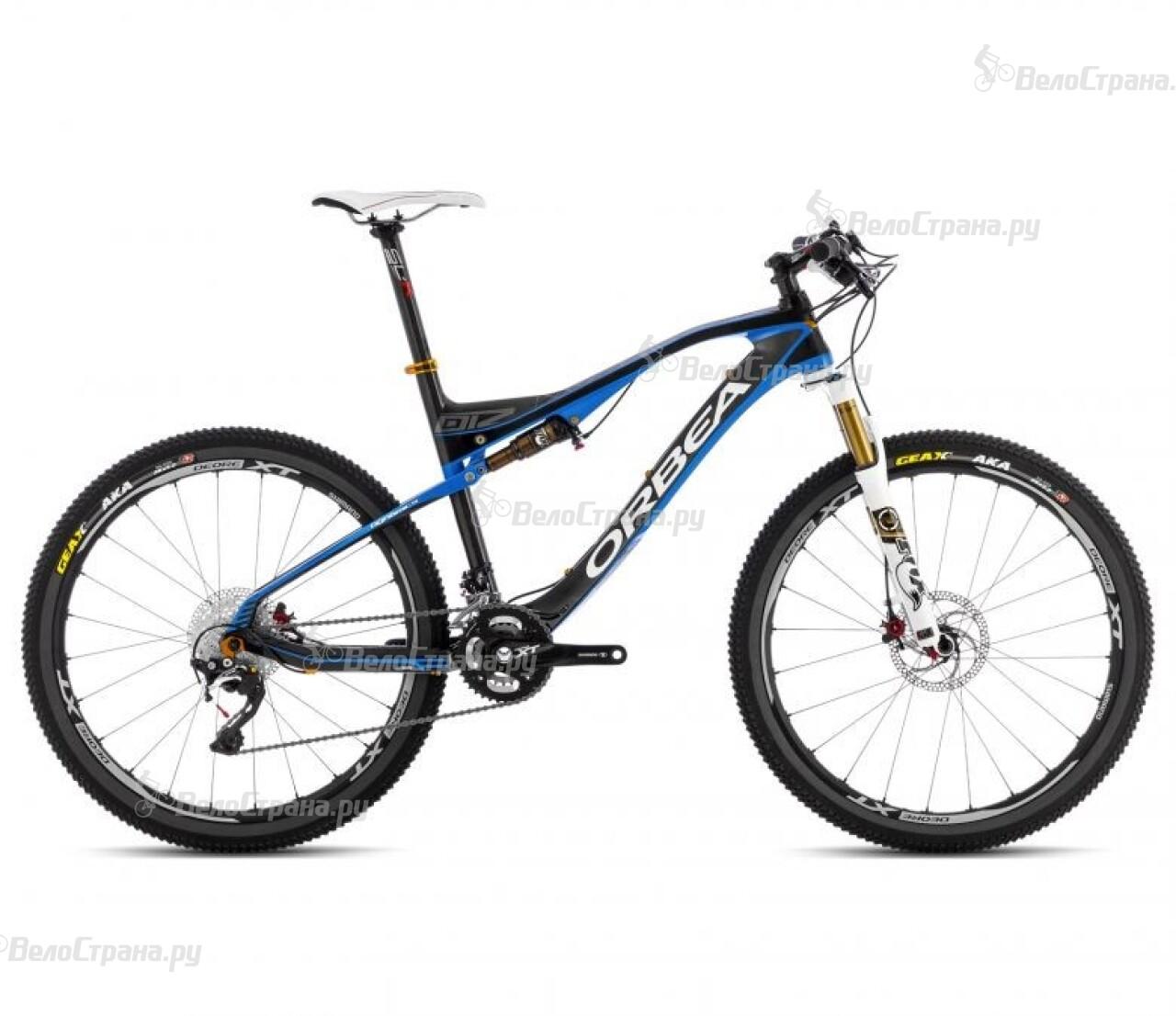 Велосипед Orbea Oiz M10 (2014)