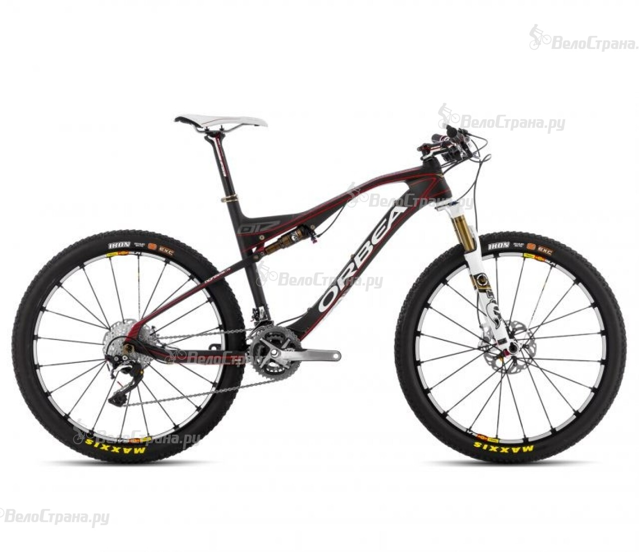 Велосипед Orbea Oiz M-team (2014) комплект защиты tech team roller star m black