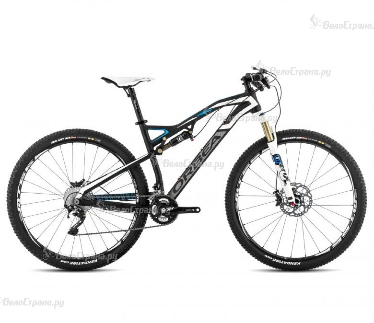 Велосипед Orbea Occam 29 H10 (2014)