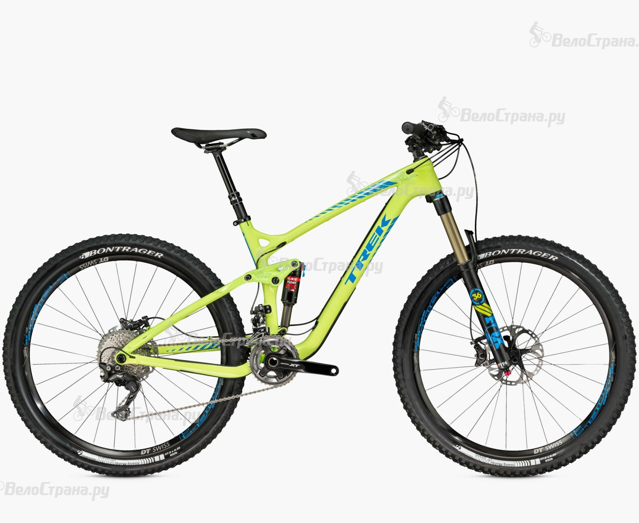 Велосипед Trek Remedy 9.8 27.5 (2016) велосипед trek remedy 7 27 5 2016