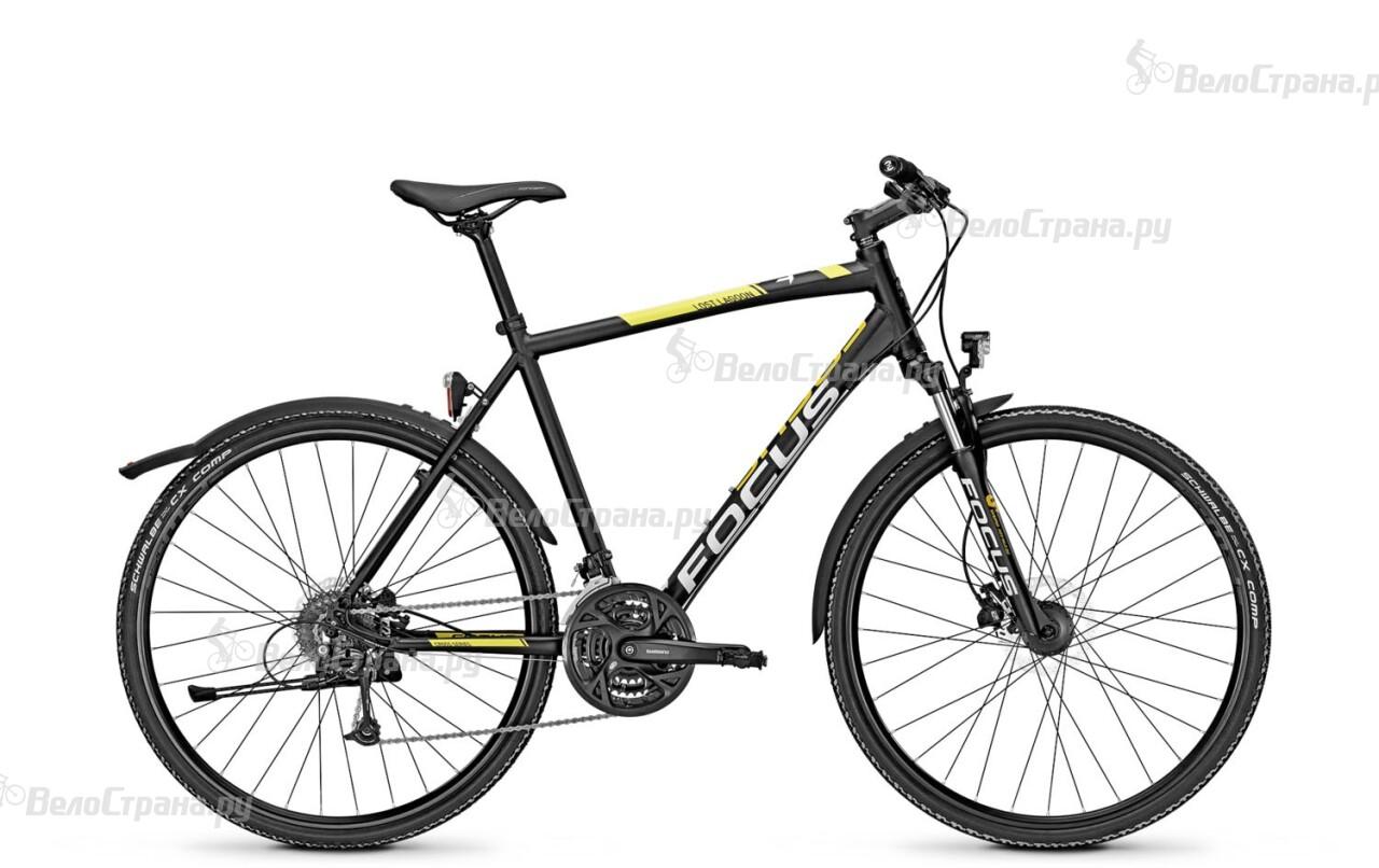 Велосипед Focus LOST LAGOON ST 1.0 (2014)