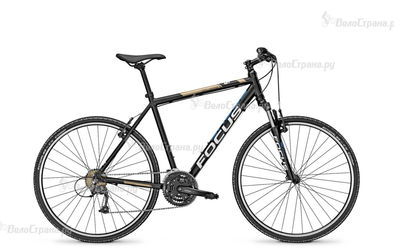 Велосипед Focus LOST LAGOON CS 3.0 (2014)