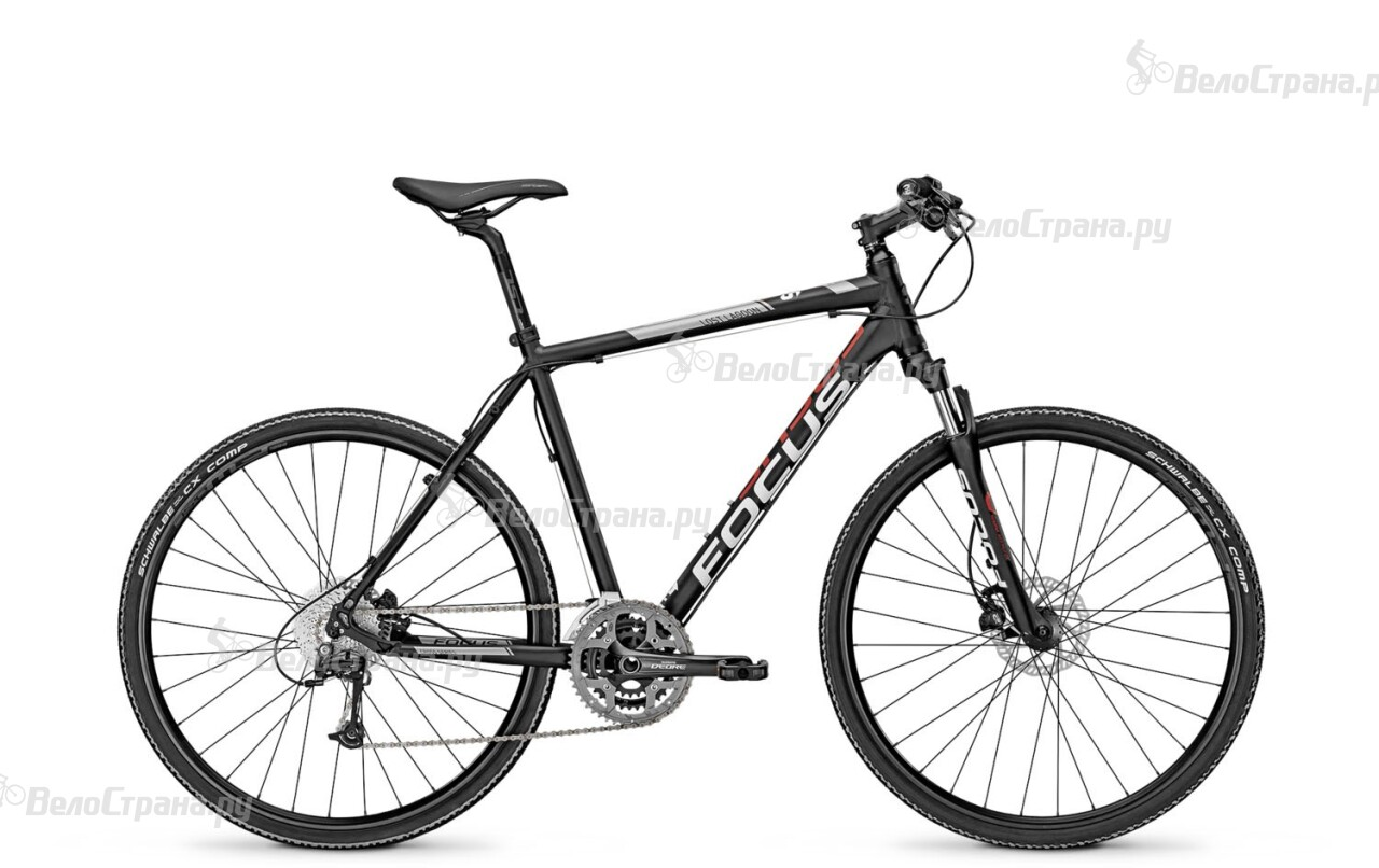 Велосипед Focus LOST LAGOON CS 1.0 (2014)