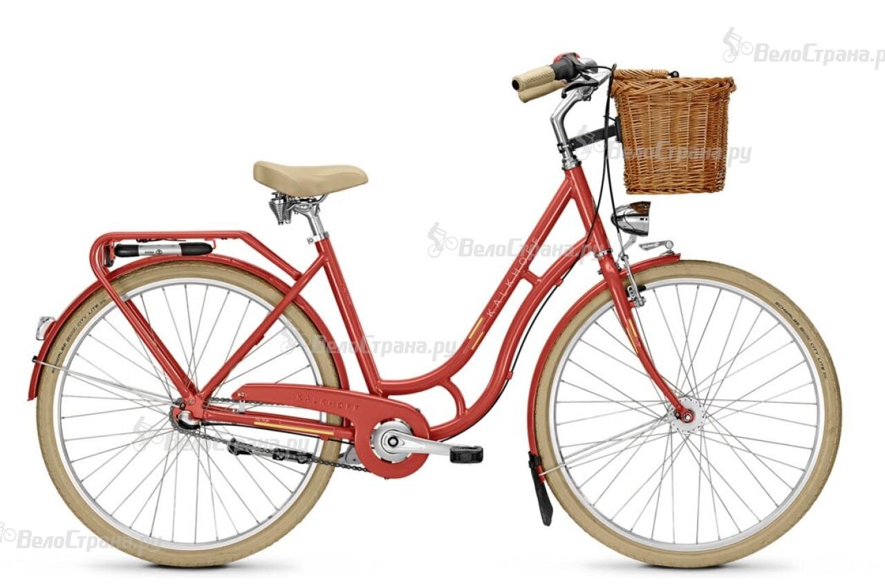 Велосипед Kalkhoff CITY CLASSIC 3-G NEXUS (2014) nexus omnibus volume 3