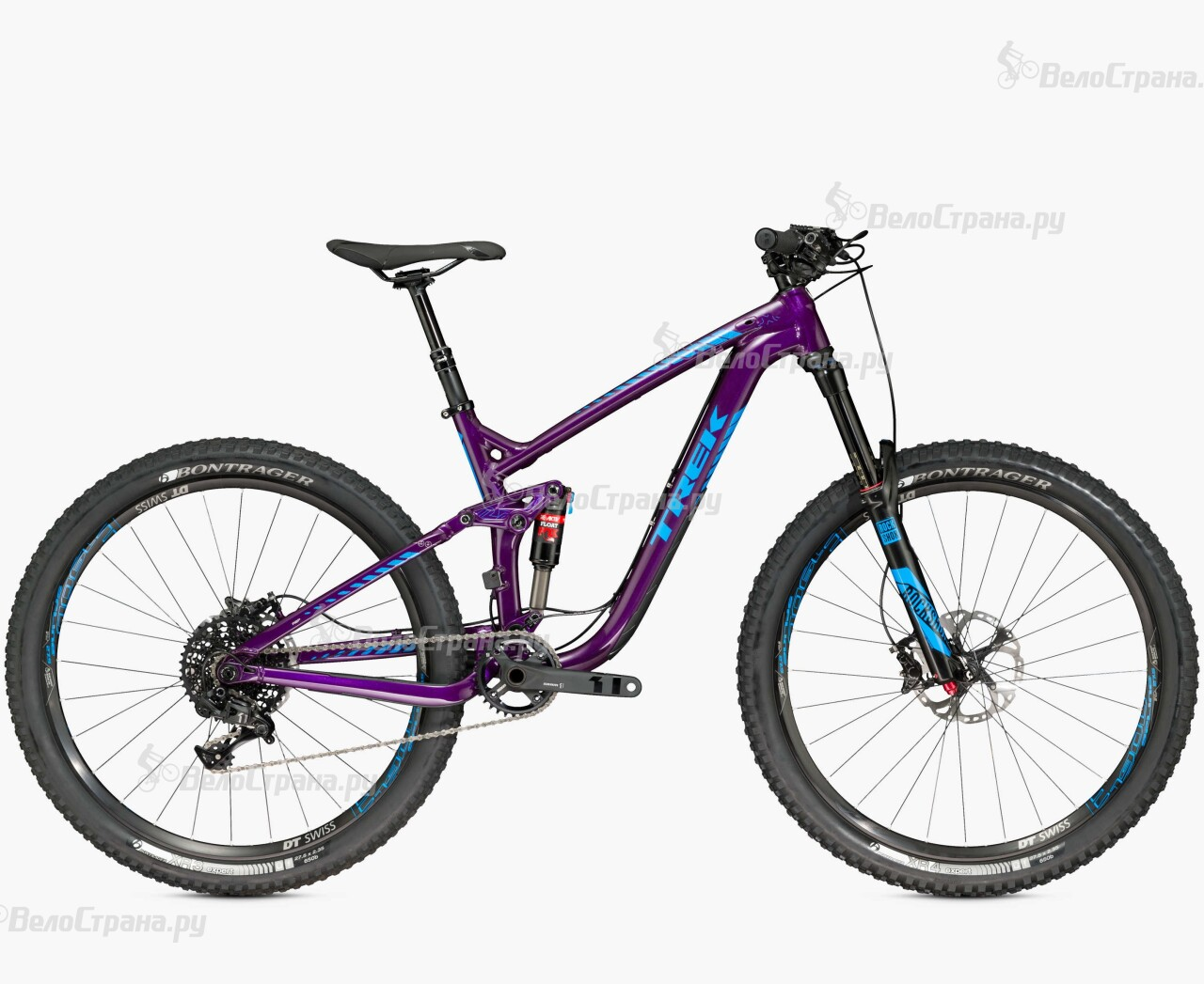Велосипед Trek Remedy 9 27.5 (2016) велосипед trek remedy 7 27 5 2016