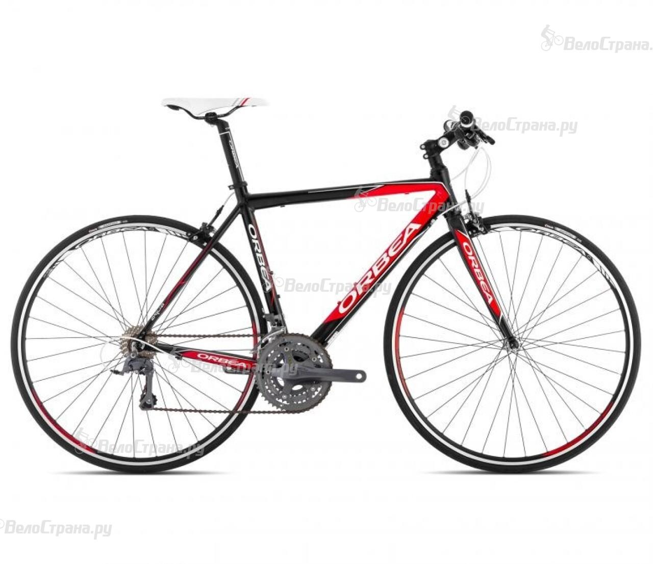 Велосипед Orbea Aqua 50 Flat (2014) велосипед orbea aqua t23 flat 2013