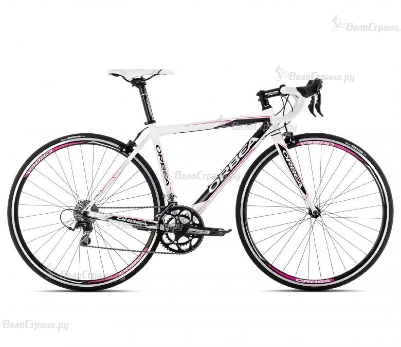 Велосипед Orbea Aqua Dama 10 (2014) велосипед orbea aqua t23 2013