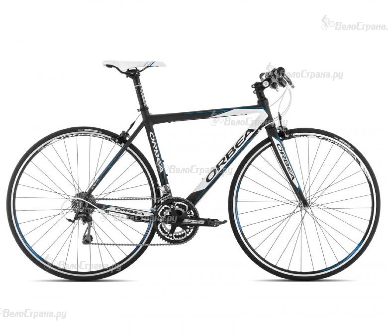 Велосипед Orbea Aqua 10 Flat (2014) велосипед orbea aqua tsr flat 2013
