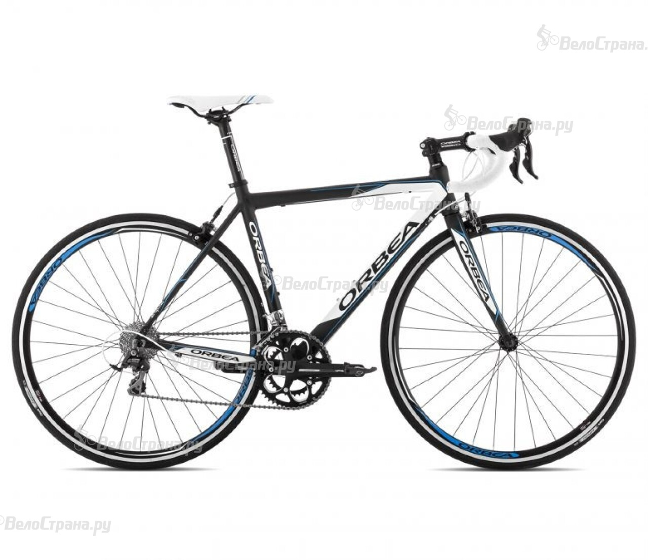 Велосипед Orbea Aqua 10 (2014)