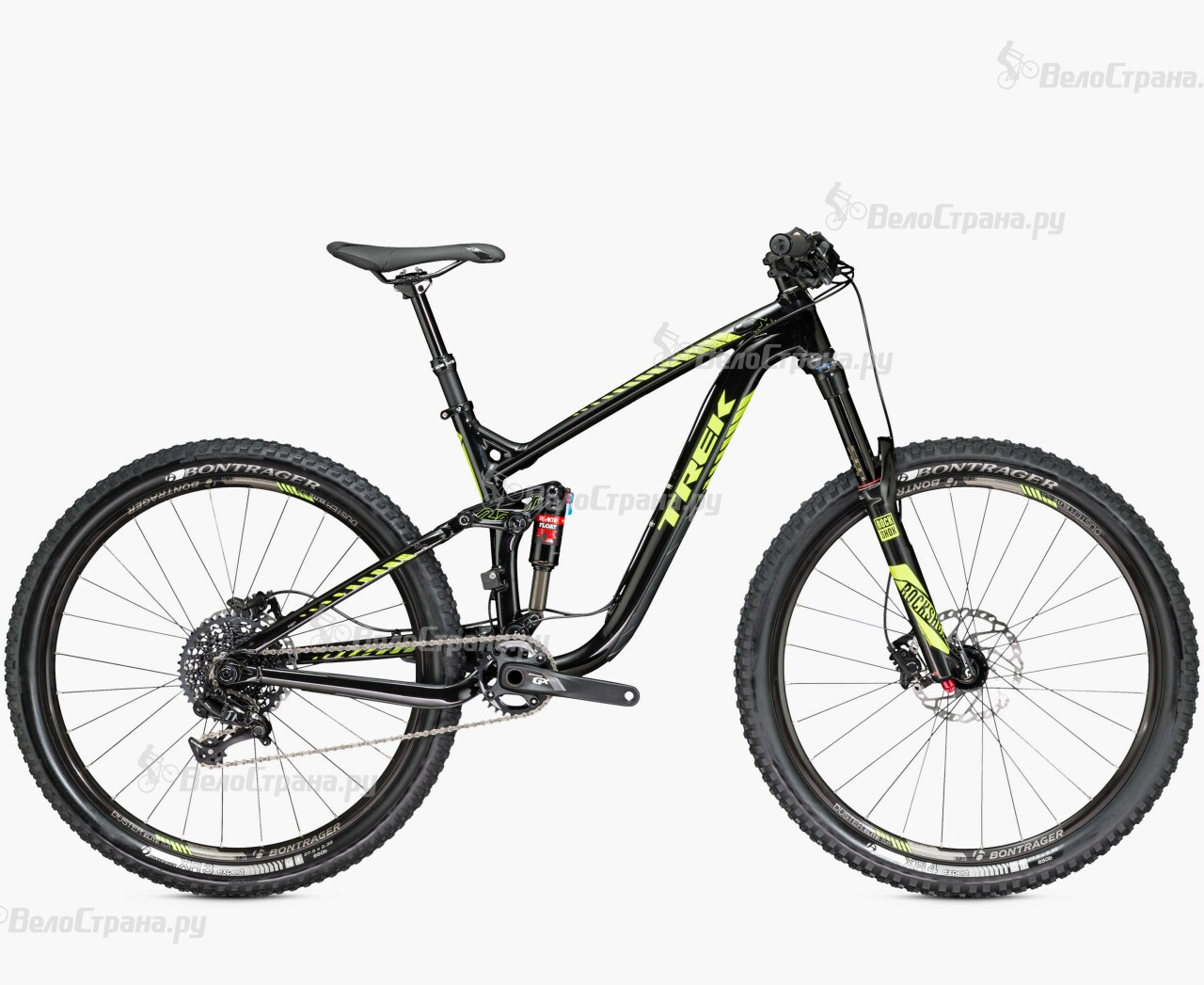 Велосипед Trek Remedy 8 27.5 (2016) велосипед trek remedy 7 27 5 2016