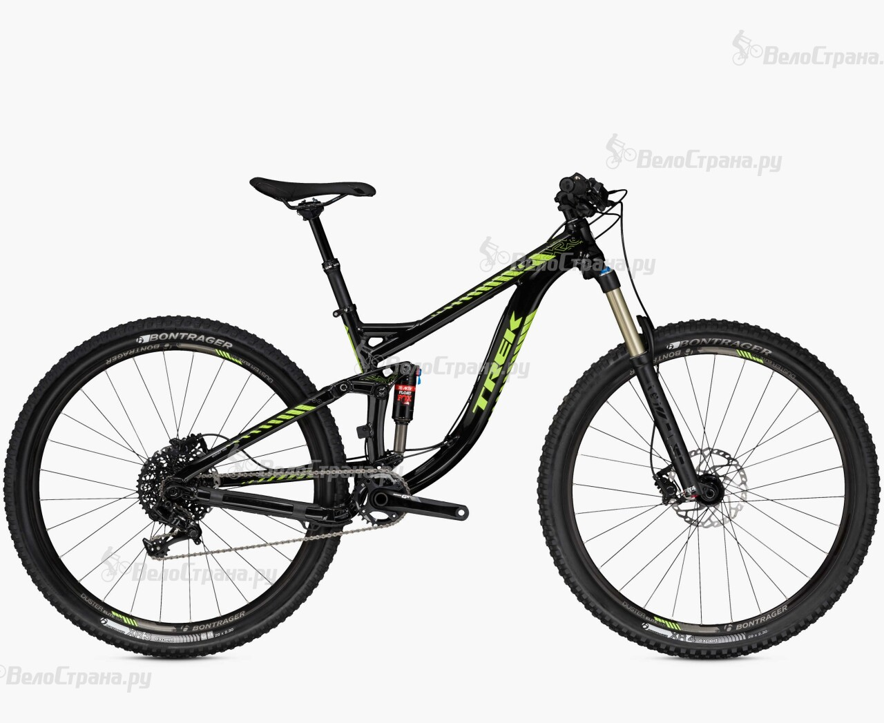 Велосипед Trek Remedy 8 29 (2016) велосипед trek remedy 7 27 5 2016